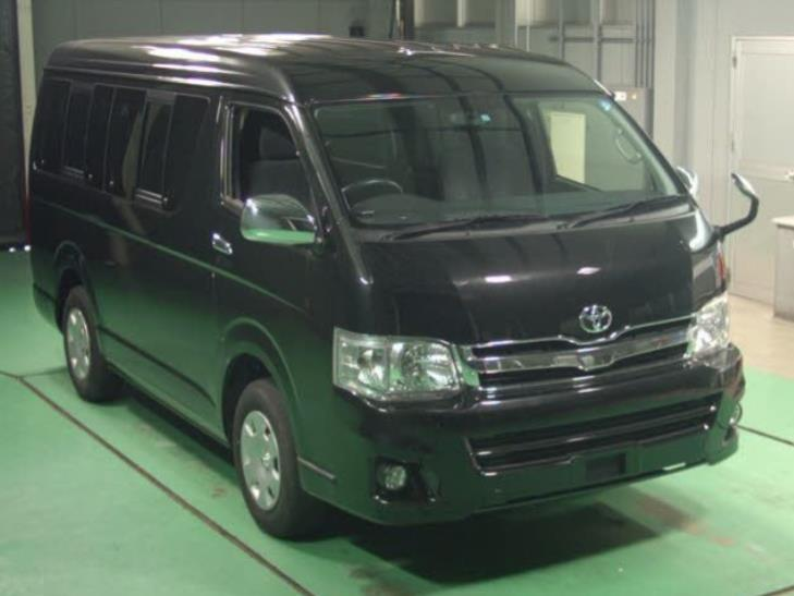 2013 Toyota Hiace WAGON GL 4WD Low Roof 10 SEATER