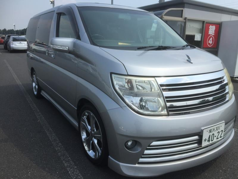 2006 Nissan Elgrand MH RIDER-S SERIES 2