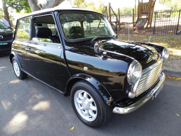 1994 Rover Mini COUPE Cooper Limited Edition