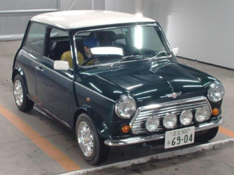 1995 Rover Mini COUPE Cooper Limited Edition