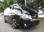 2015 Toyota Hiace Long wheel base GL 10 Seater Low roof wide body