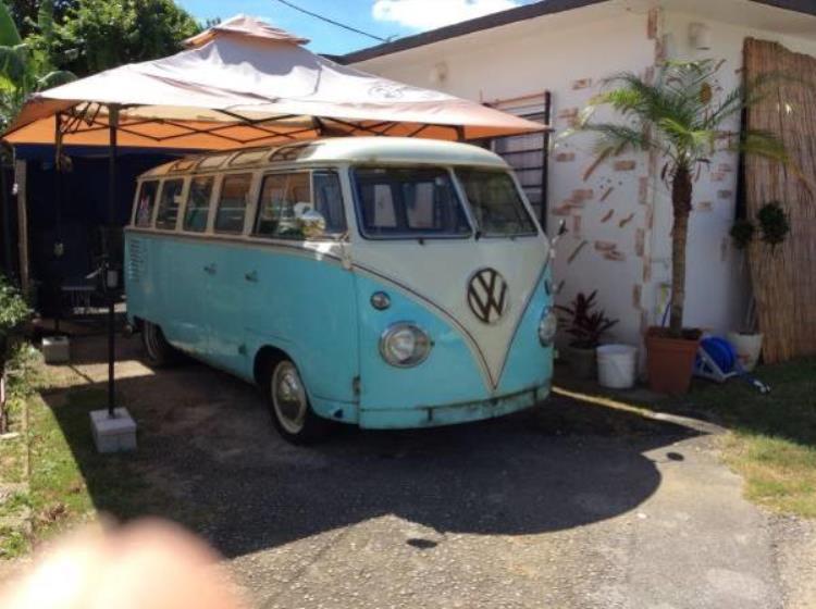 Vehicle 1958 volkswagen kombi for 1958 volkswagen 23 window bus