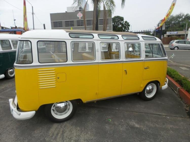 Vehicle 1958 volkswagen samba for 1958 volkswagen 23 window bus