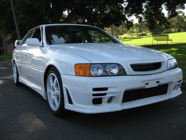 Toyota Chaser JZX100 1996-1998