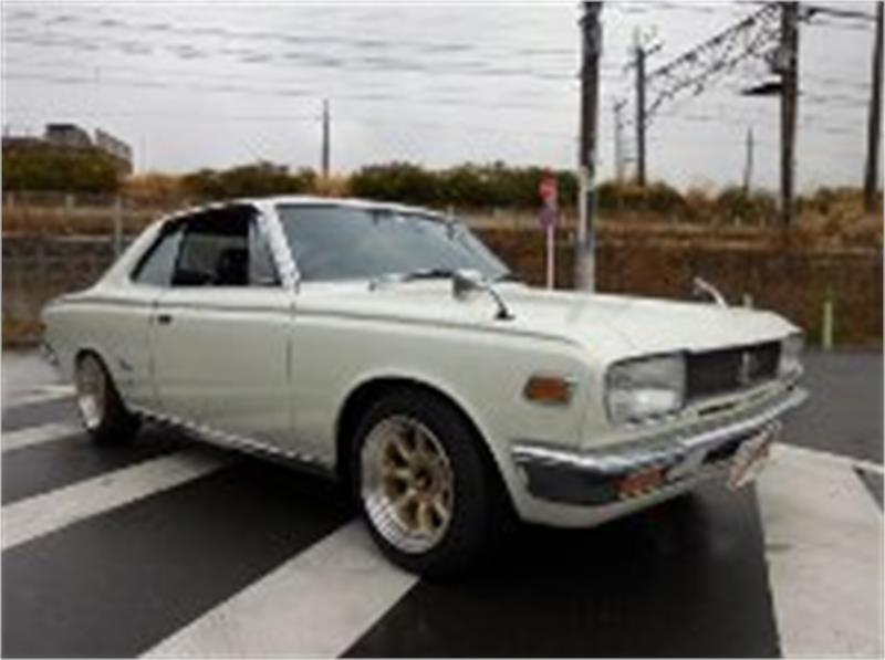 1970 Toyota Crown COUPE coupe TOYOPET