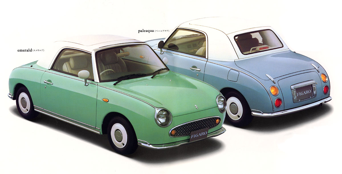 Nissan Figaro Edward Lees Imports Japanese Cars And